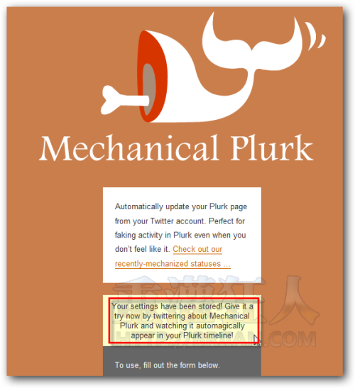 02-Mechanical Plurk