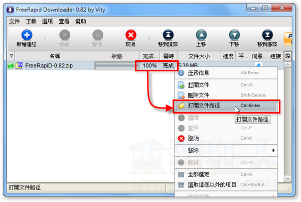 6-FreeRapid-Downloader-免費空間下載工具