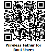 Wireless Tether for Root Users