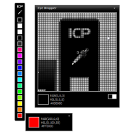 Instant Color Picker 螢幕取色、色彩配置工具