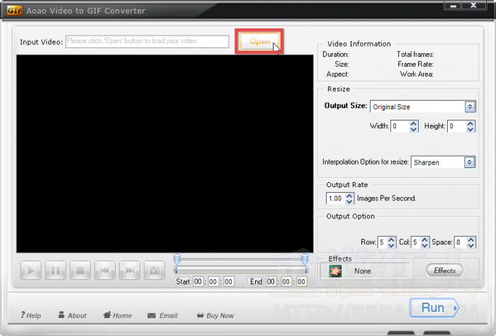 Aoao Video to GIF Converter-002