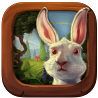 愛麗絲夢遊仙境尋找物品遊戲~Alice in Wonderland: A Hidden Object Game(iPhone, iPad)