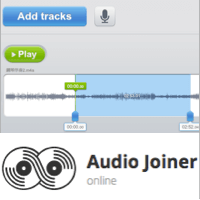 Audio Joiner 免費線上 MP3 合併、裁切工具(Windows, Mac)