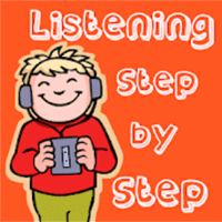英文對話分級聽力練習~English Listening Step by Step(Android)