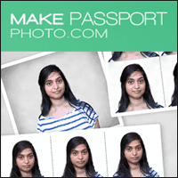 證件照 DIY!「Make Passport Photo」自動排版、手動調色,還可以換衣服!