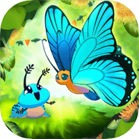 「Flutter: Butterfly Sanctuary」很真實但不可怕的蝴蝶培育遊戲(iPhone, Android)